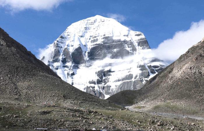 Mount Kailash and Manasarovar Tibet