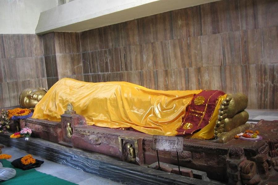 buddha kushi nagar